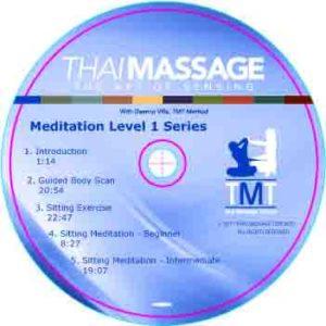 Thai Massage DVD FULL level 1 part 1