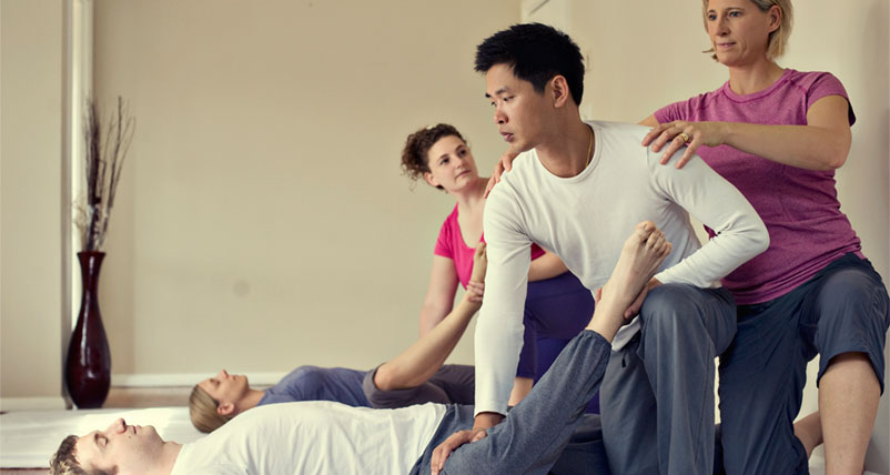 About Thai Massage School Toronto