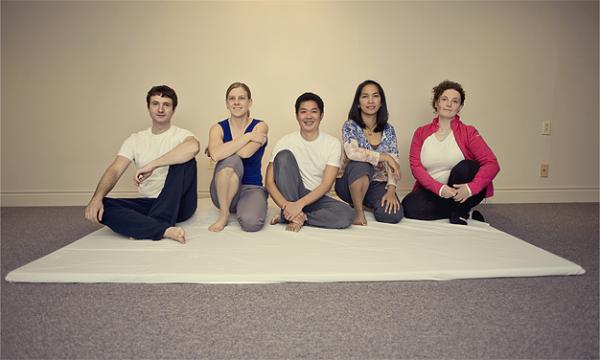 thai massage 8x8 mat