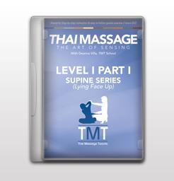thai massage level 1 part 1