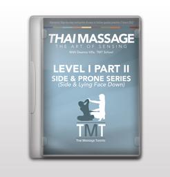 thai massage level 1 part 2