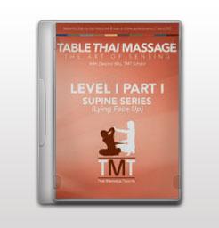 Table Thai Massage level1 part1