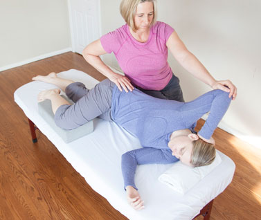 Table Thai Massage Course