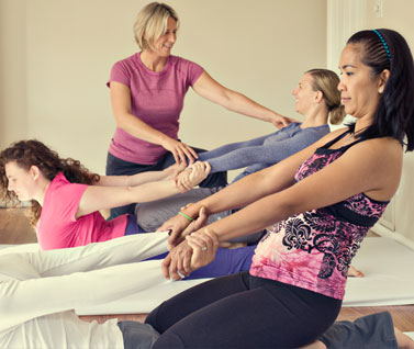 Thai Massage Course Workshops